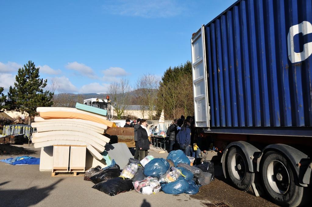 Un container pour le togo for Container alsace